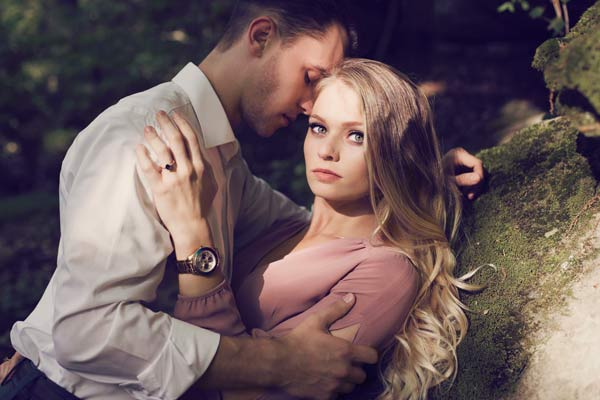 GQ Magazine Styled Engagement Shoot