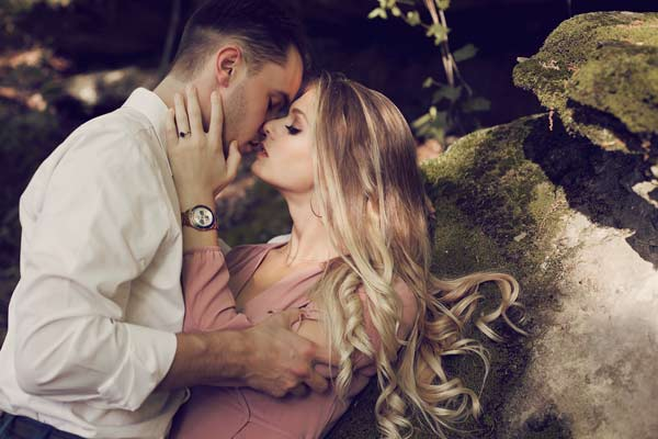 GQ Magazine Styled Engagement Shoot in Liepers Fork